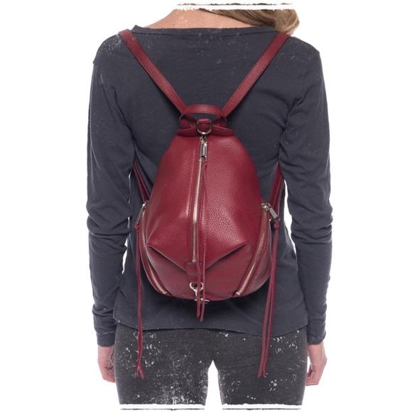 f79740499bd Rebecca Minkoff Medium Julian Backpack Tawny Port